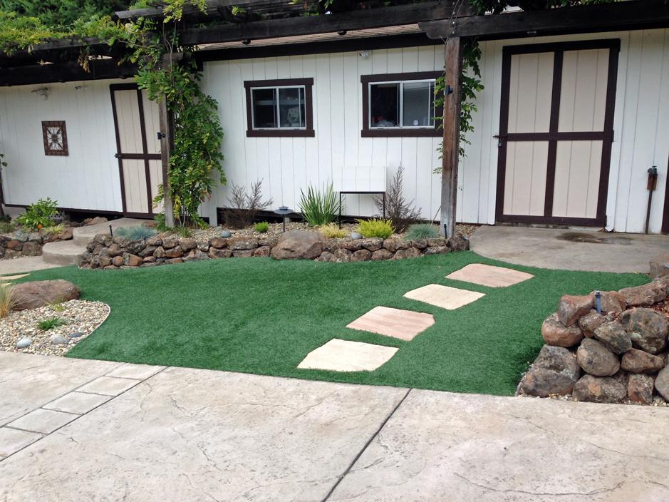 Artificial Grass Installation Desert View Highlands California