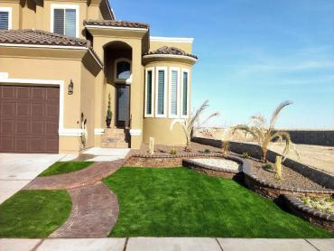 Artificial Grass Photos: Artificial Turf Homeland, California Lawns, Front Yard Landscaping Ideas