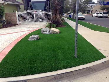 Artificial Grass Photos: Fake Grass Bluewater, California Garden Ideas, Front Yard