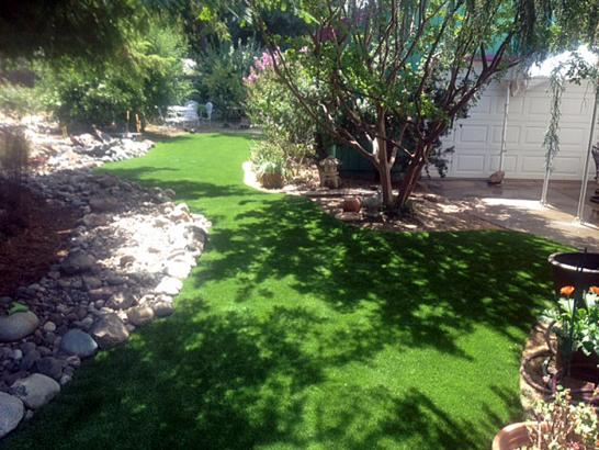 Fake Lawn Fort Irwin, California Landscaping, Backyard Landscaping Ideas artificial grass