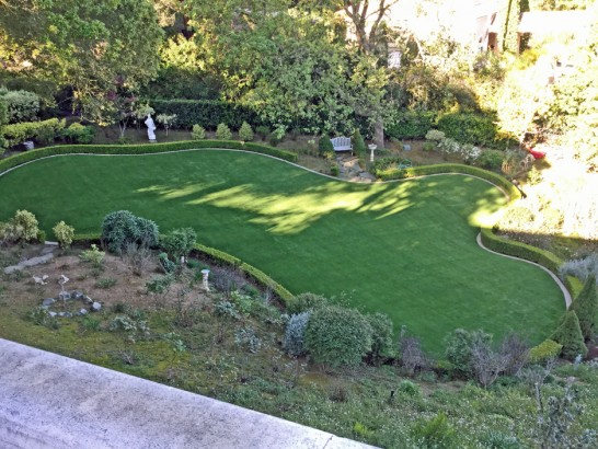 Artificial Grass Photos: Fake Lawn Green Valley, California Grass For Dogs, Backyard