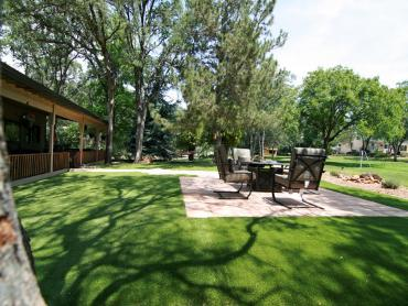 Artificial Grass Photos: Grass Installation Pinon Hills, California Garden Ideas, Beautiful Backyards