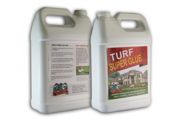 Turf Super Glue grassinstall