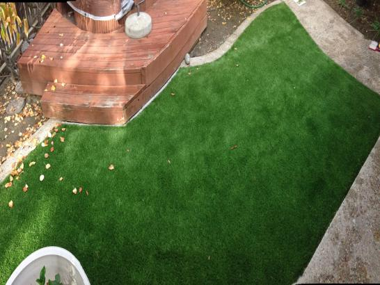 Artificial Grass Photos: Installing Artificial Grass Morongo Valley, California Lawn And Garden, Beautiful Backyards