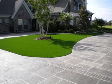 Artificial Grass Photos: Lawn Services Adelanto, California Landscaping Business, Front Yard Ideas