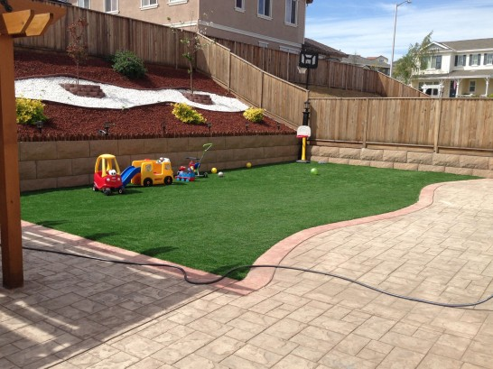 Artificial Grass Photos: Lawn Services Mortmar, California Upper Playground, Backyard Landscape Ideas