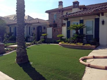 Artificial Grass Photos: Outdoor Carpet Lynwood, California Roof Top, Small Front Yard Landscaping