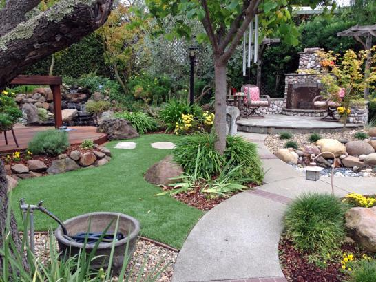 Artificial Grass Photos: Synthetic Turf Cherry Valley, California Garden Ideas, Beautiful Backyards