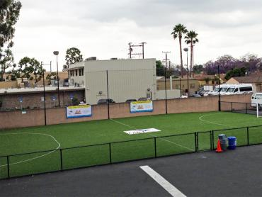 Artificial Grass Photos: Synthetic Turf Supplier Canyon Lake, California High School Sports, Commercial Landscape