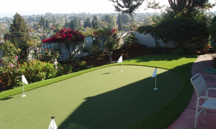 Putting Greens, Artificial Golf Putting Green in Inland Empire, California