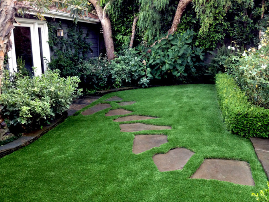 Best Artificial Grass Hesperia, California Landscape ... on Artificial Turf Backyard Ideas id=28190