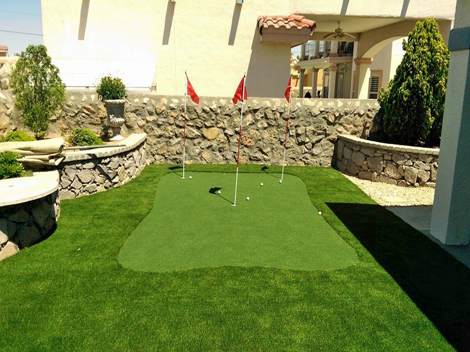 Synthetic Grass Cost Mead Valley, California Putting Green ... on Artificial Turf Backyard Ideas id=70402